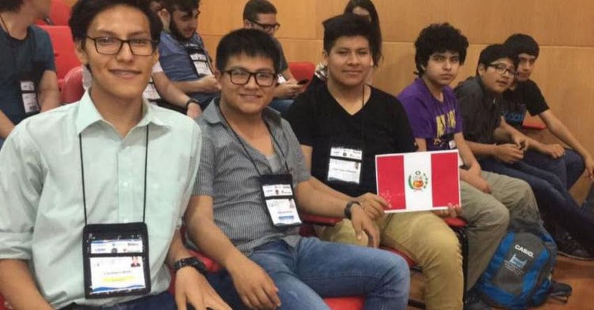 Escolares peruanos competirán en la 29° Olimpiada de Matemática del Cono Sur - Brasil (23 al 29 Agosto)