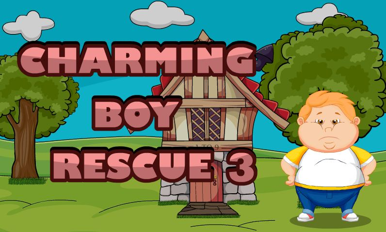 Charming Boy Rescue 3 Wal…