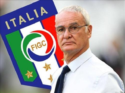 Claudio Ranieri sẵn sàng dẫn dắt đội tuyển Ý