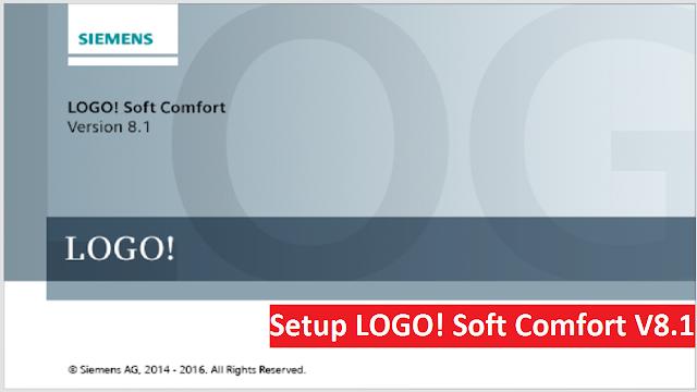 Cách cài đặt phần mềm LOGO! Soft Comfort V8.1 - LOGO PLC