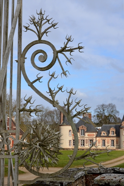 Grandchamp Château