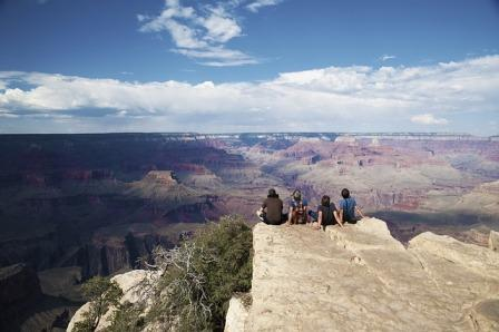 Grand Canyon Rock Usa Gorge Arizona Best Vacation Spots For Couples