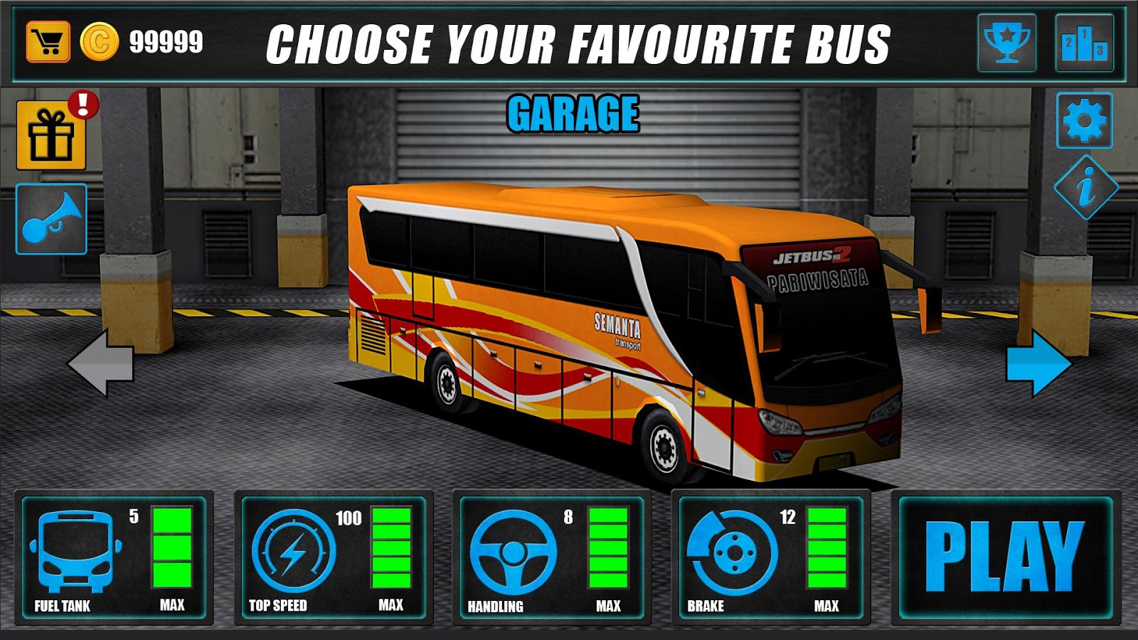 game online bus