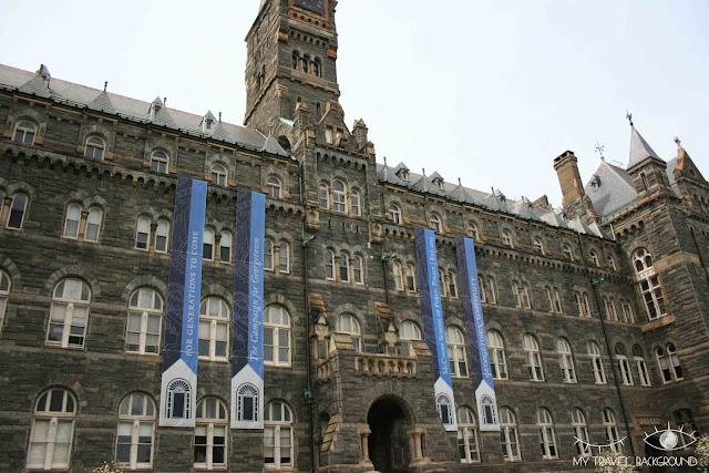 My Travel Background : 12 lieux à visiter à Washington D.C. - Geogetown University