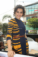 Taapsee Pannu looks super cute at United colors of Benetton standalone store launch at Banjara Hills ~  Exclusive Celebrities Galleries 012.JPG