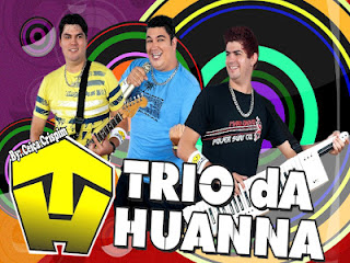 cd do trio da huanna verao 2013