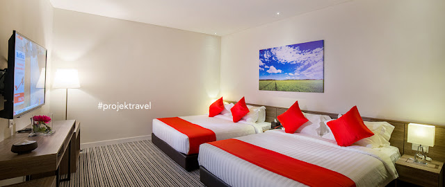 CAPSULE HOTEL DI KUALA LUMPUR | RICCARTON CAPSULE HOTEL