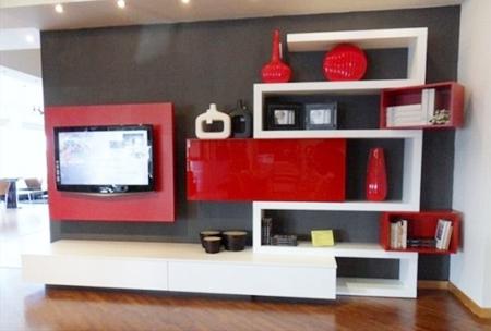 partisi ruang tamu minimalis modern | rumah miimalis terbaru