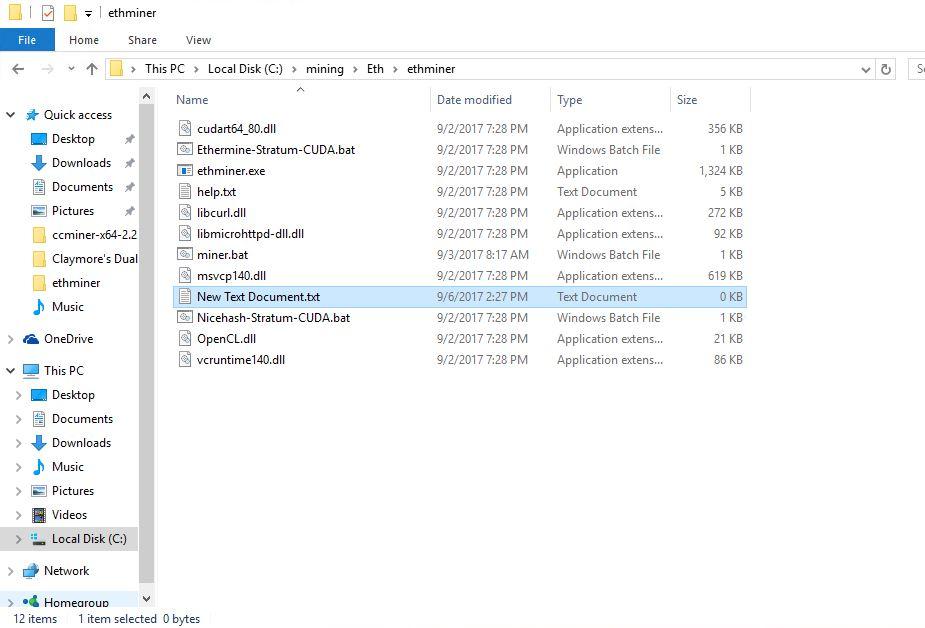 GPU Mining Resources: Mining Ethereum on Windows 10