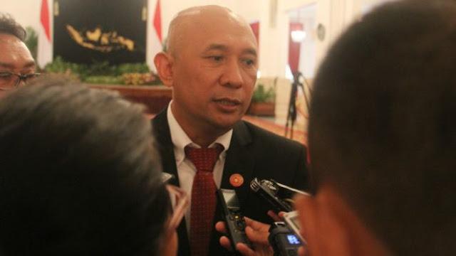 Jokowi Perintahkan Kepala Staf Presiden ke Pidie Jaya