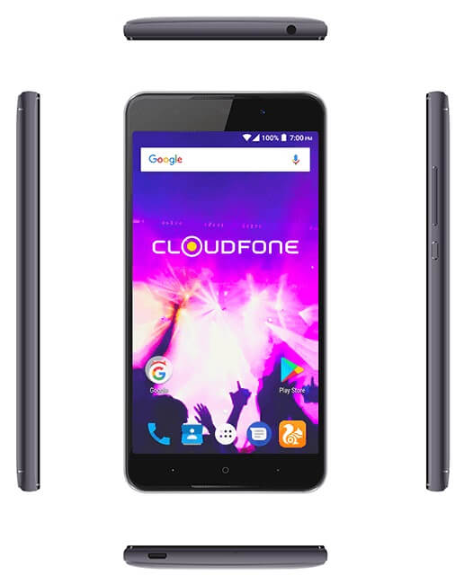 Cloudfone Thrill Plus 2 Unveiled; 5.5-inch HD IPS, Dual Front Speakers, Priced at PhP4,599