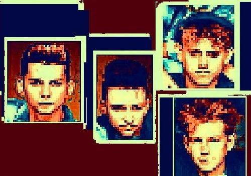 Tribute to Depeche Mode / 8-Bit Operators