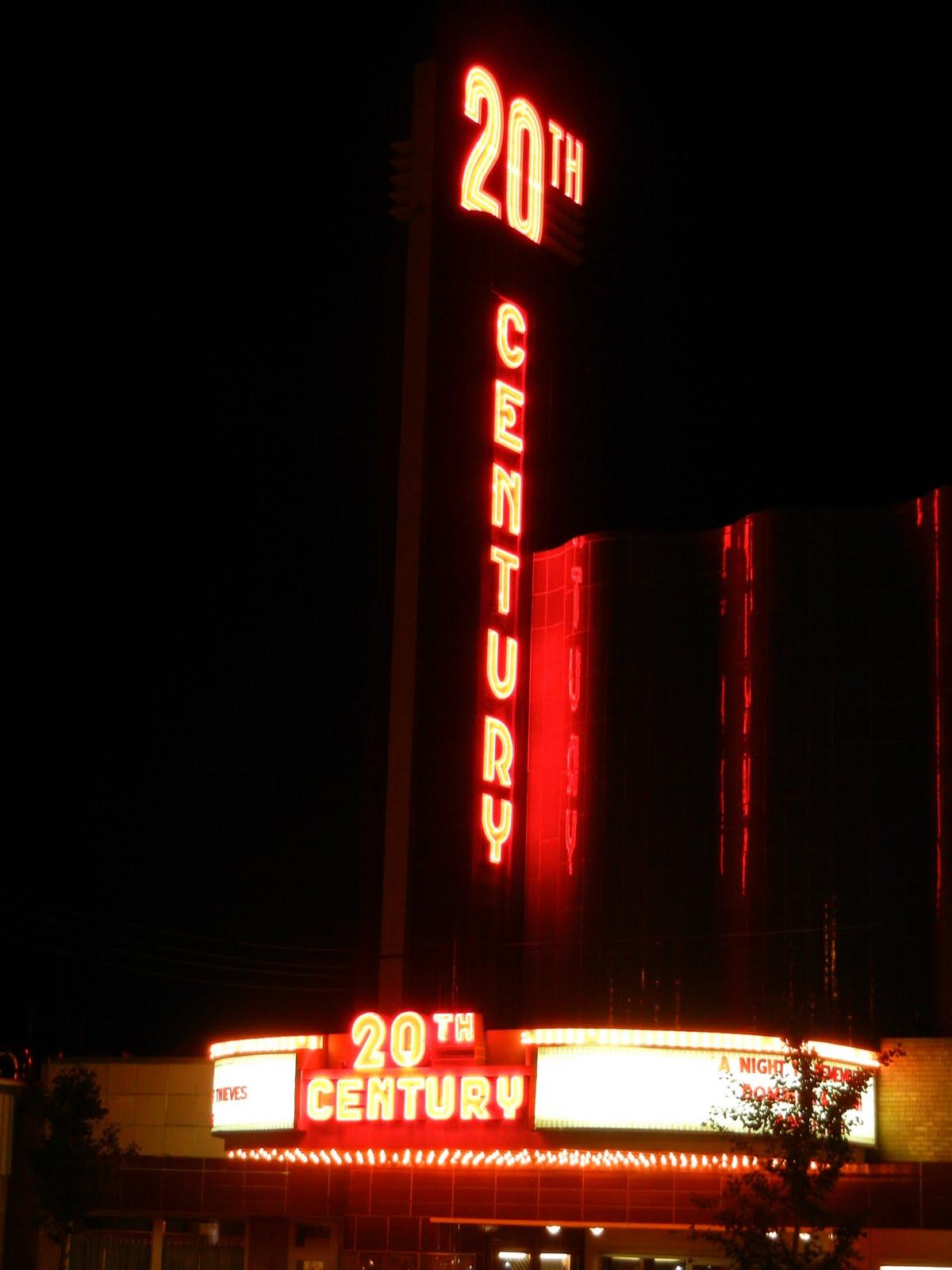 Queen City Tour: 20th Century Theatre