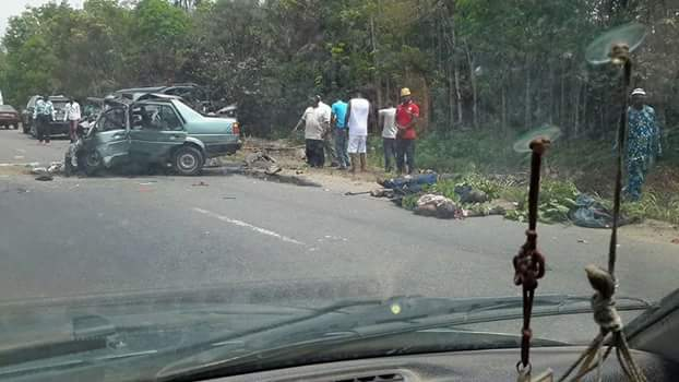 Accident claims lives in Delta