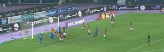 الكويت ينهى الشوط الأول متقدماً على مصر بهدف دون رد