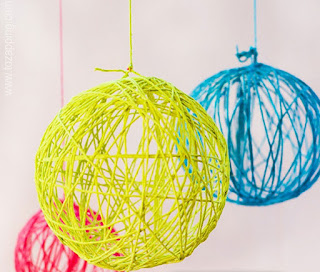 globos de lana