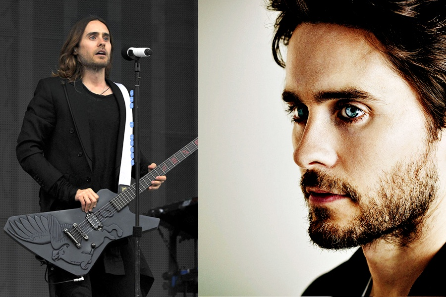 Pop Culture And Fashion Magic: 30 Seconds to Mars – Up in ...