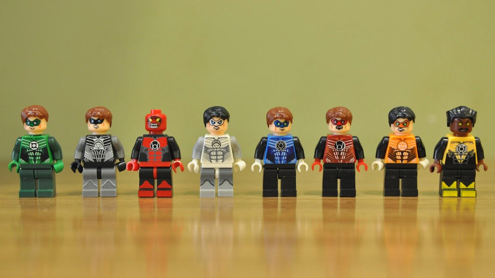 My Brick Store: Knock Off Lego Green Lantern