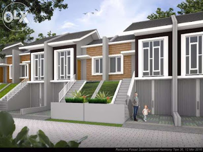 Rumah Di Perumahan Harmony Sindanglaya Bandung