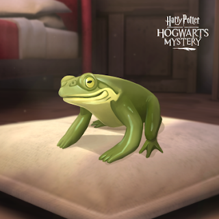 Harry Potter: Hogwarts Mystery Pet Toad