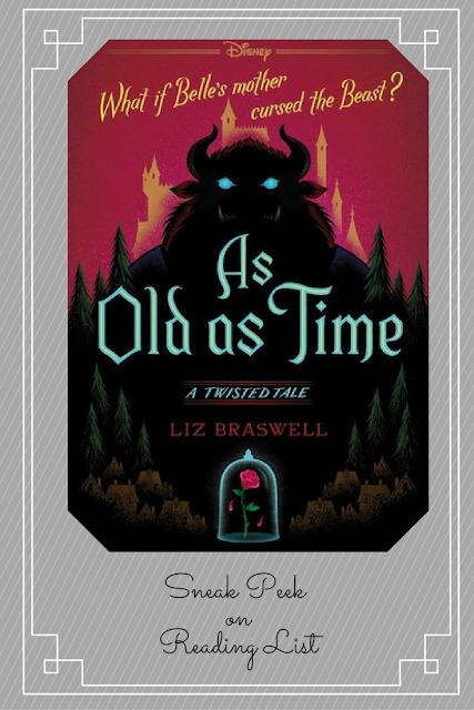 As Old As Time by Liz Braswell  A Sneak Peek on Reading List
