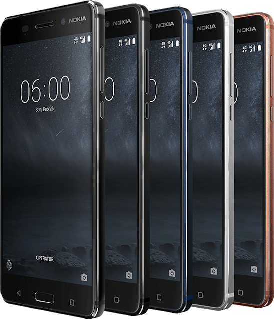 Nokia 6 now in the PHilippines