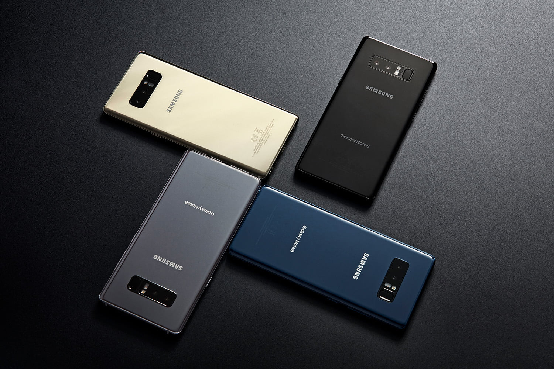 Samsung Galaxy Note 8 N950U N950W N9500 Combination Firmware