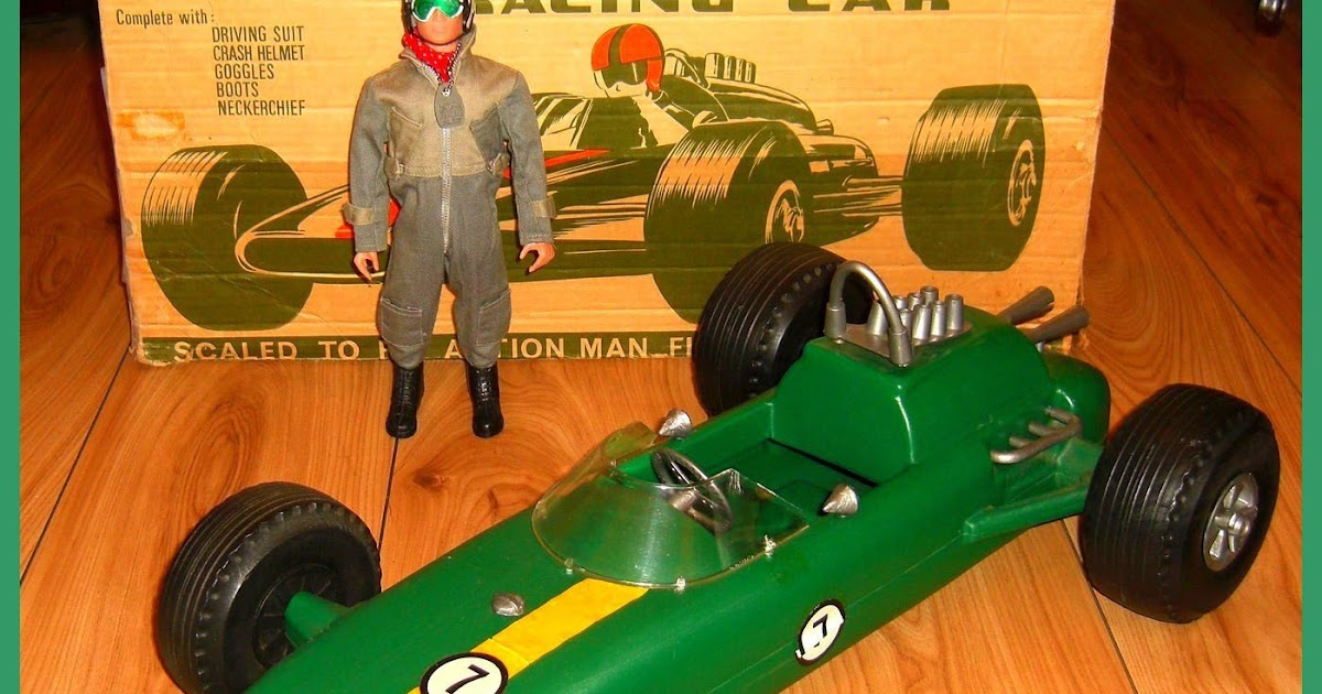 MOONBASE CENTRAL: Wheels On Fire   Action Manu0027s Grand Prix Racing Car: A  Holiday Special By Tony K.