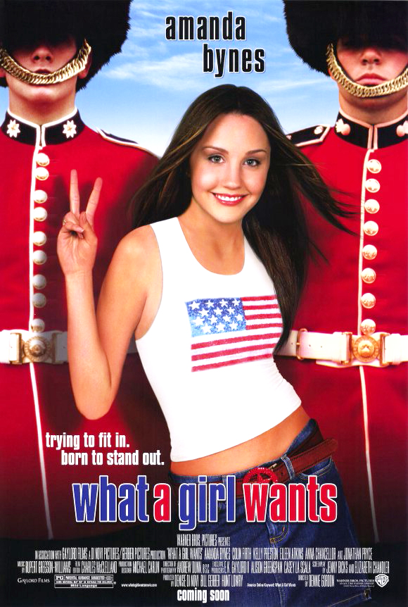 What a Girl Wants 2003