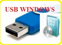 cara membuat windows di flashdisk