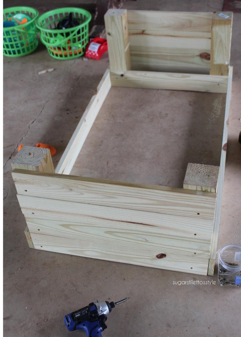 Miraculous Diy Outdoor Storage Bench Shaina Glenn Uwap Interior Chair Design Uwaporg