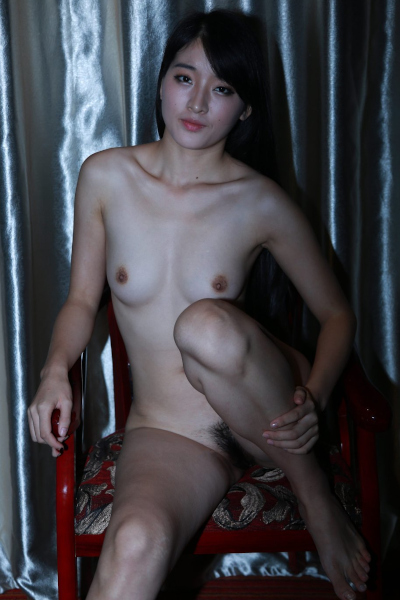 [網路收集系列] Chinese Naked Model Ivy