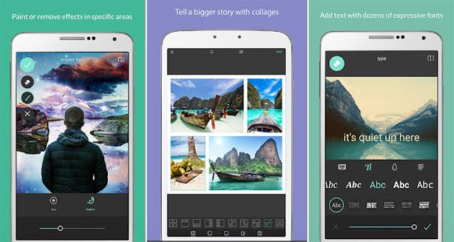 Manipulasi Foto Android - Pixlr