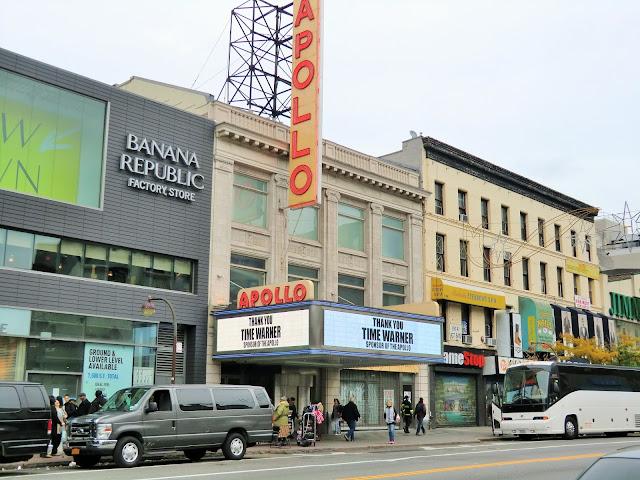 Harlem New York City - Apollo Theater