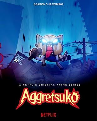 تقرير اونا Aggressive Retsuko s3 (الموسم الثالث)
