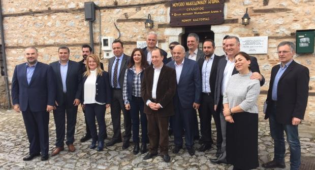Στο Ναύπλιο η 3η συνάντηση Αντιπεριφερειαρχών Τουρισμού