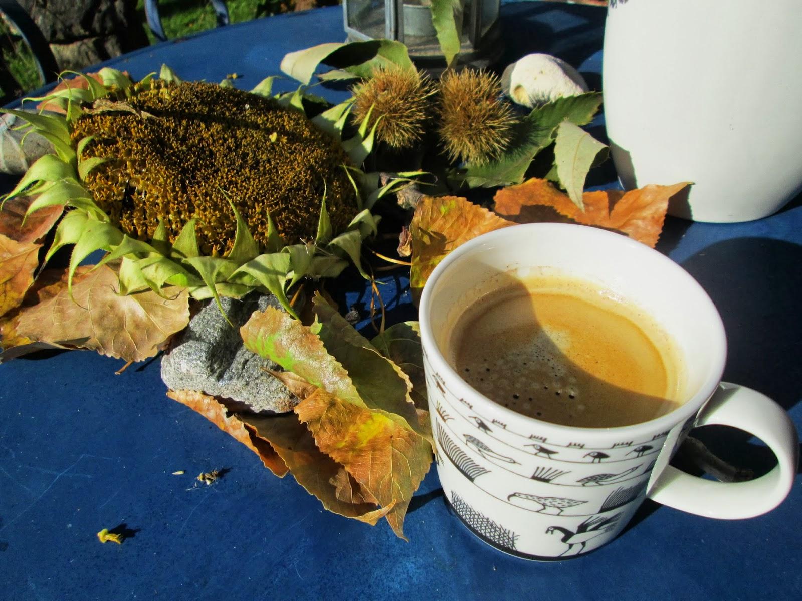 Manos Welt Samstagskaffee