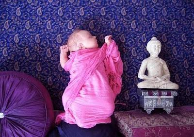 Ropa indú para bebe