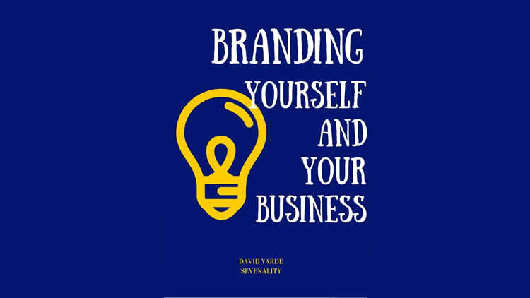Branding Yourself and Your Business - 100% Free eBook