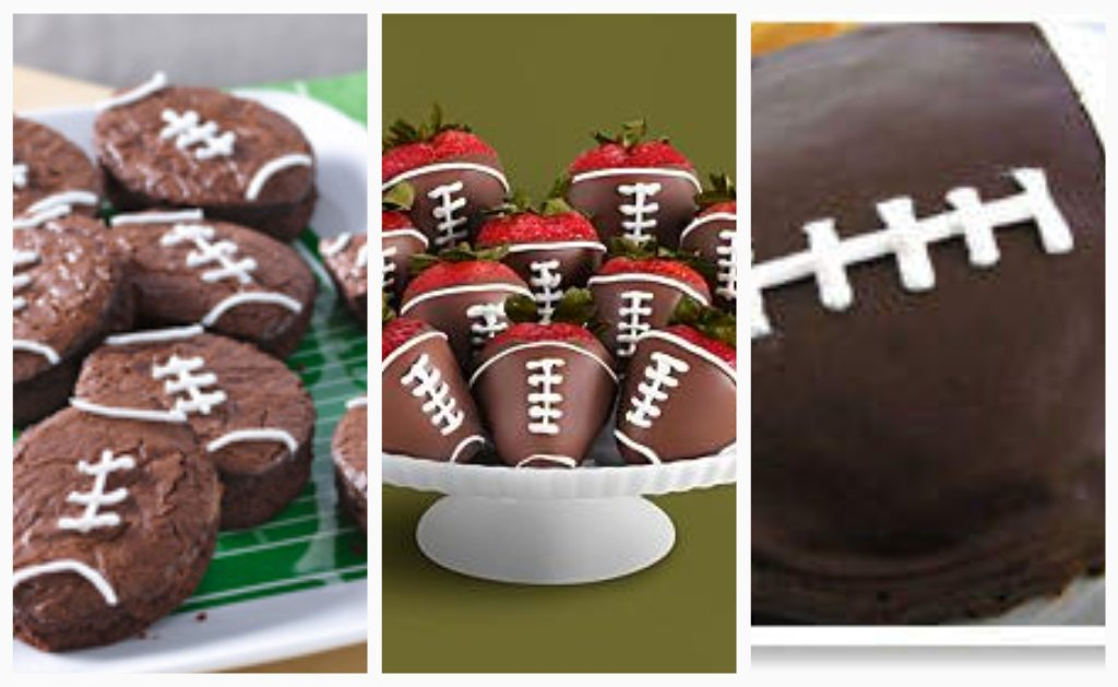 50 Sweet Football Treats - Something Swanky
