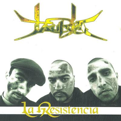 La Jauria - La Resistencia EP