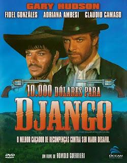 10.000 Dólares Para Django - DVDRip Dual Áudio