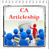 Article Assitants required for a CA firm in Delhi