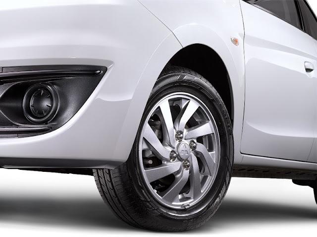 New Mitsubishi Mirage GLS 2016