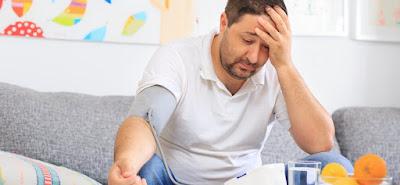 stres dan diet tinggi garam mengakibatkan hipertensi