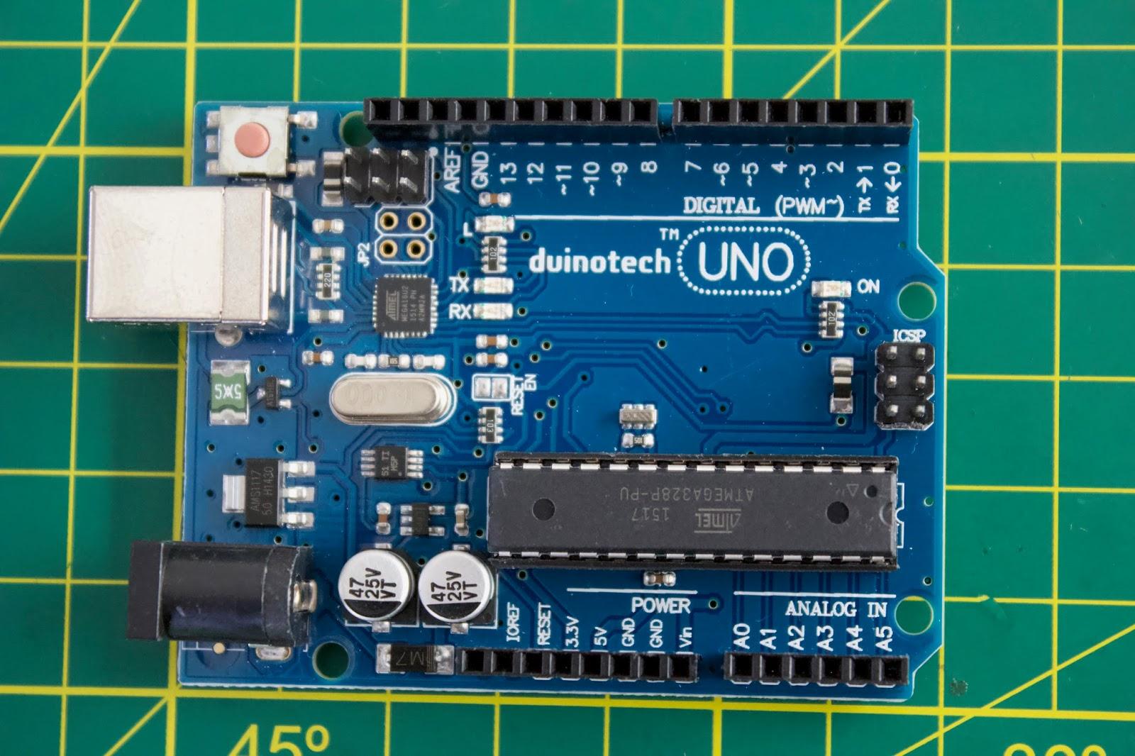 Reefwing Robotics: Arduino Self Levelling Drone (Part 1)