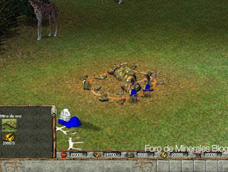 mina de oro  Empire earth