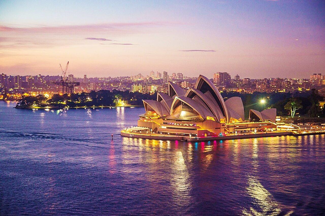 雪梨-景點-推薦-雪梨港-雪梨歌劇院-旅遊-自由行-澳洲-Sydney-Sydney-Harbour-Opera-House-Travel-Australia