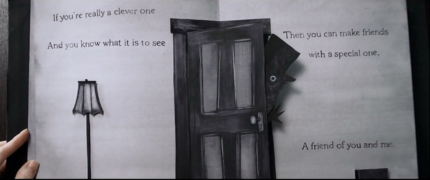 Just Watching the Wheels Go Round: The Babadook...or The ...