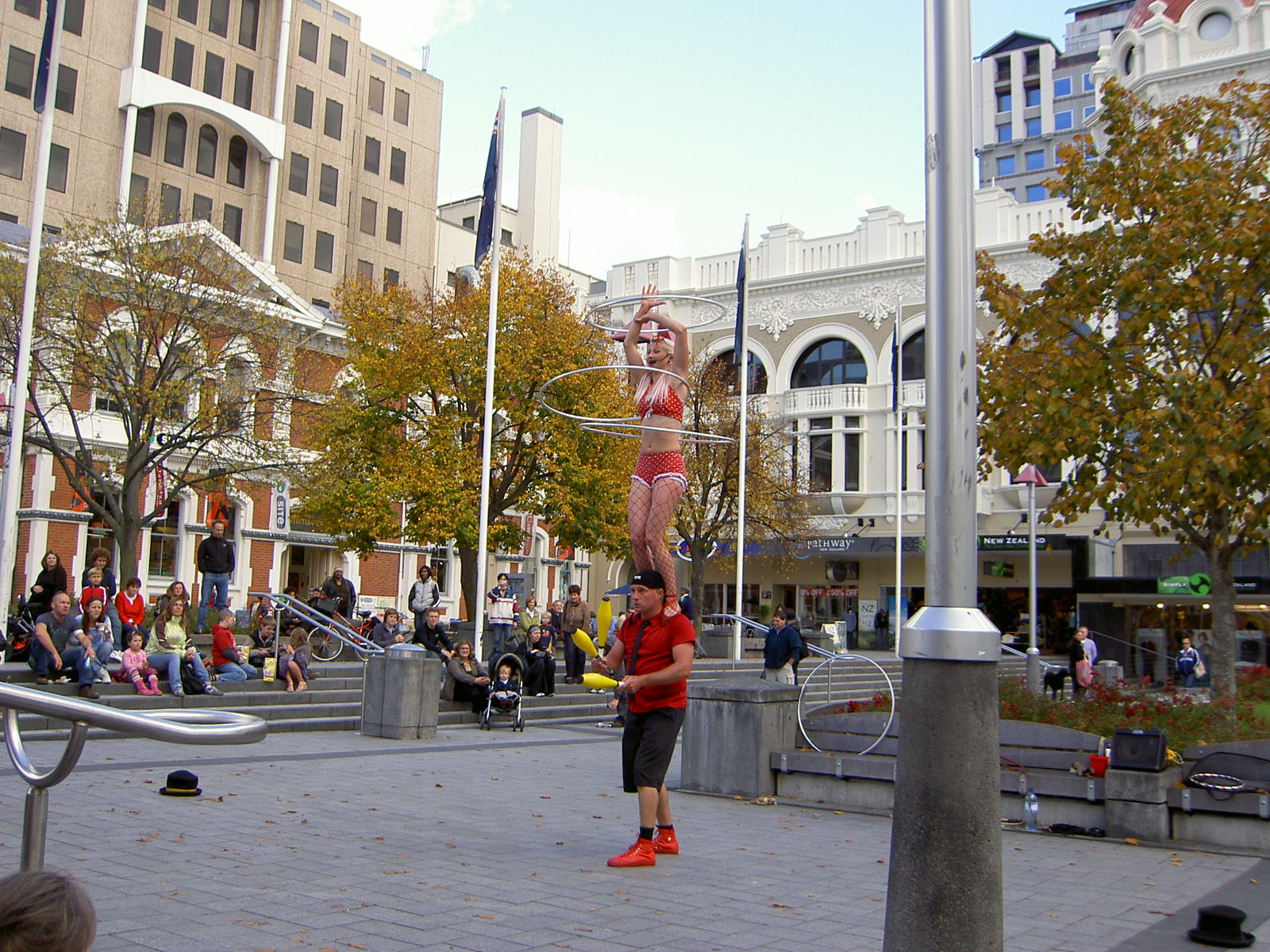 紐西蘭基督城 Facebook: Lion生活與旅遊: 紐西蘭南島基督城